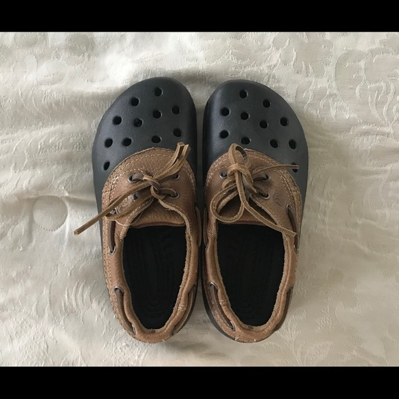 d63e5f7e91858f CROCS Other - CROCS Islander Boat Shoes